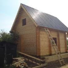 Строительство домов в Ульяновске и поволжье. Примеры