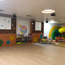 Ремонт детского кафе